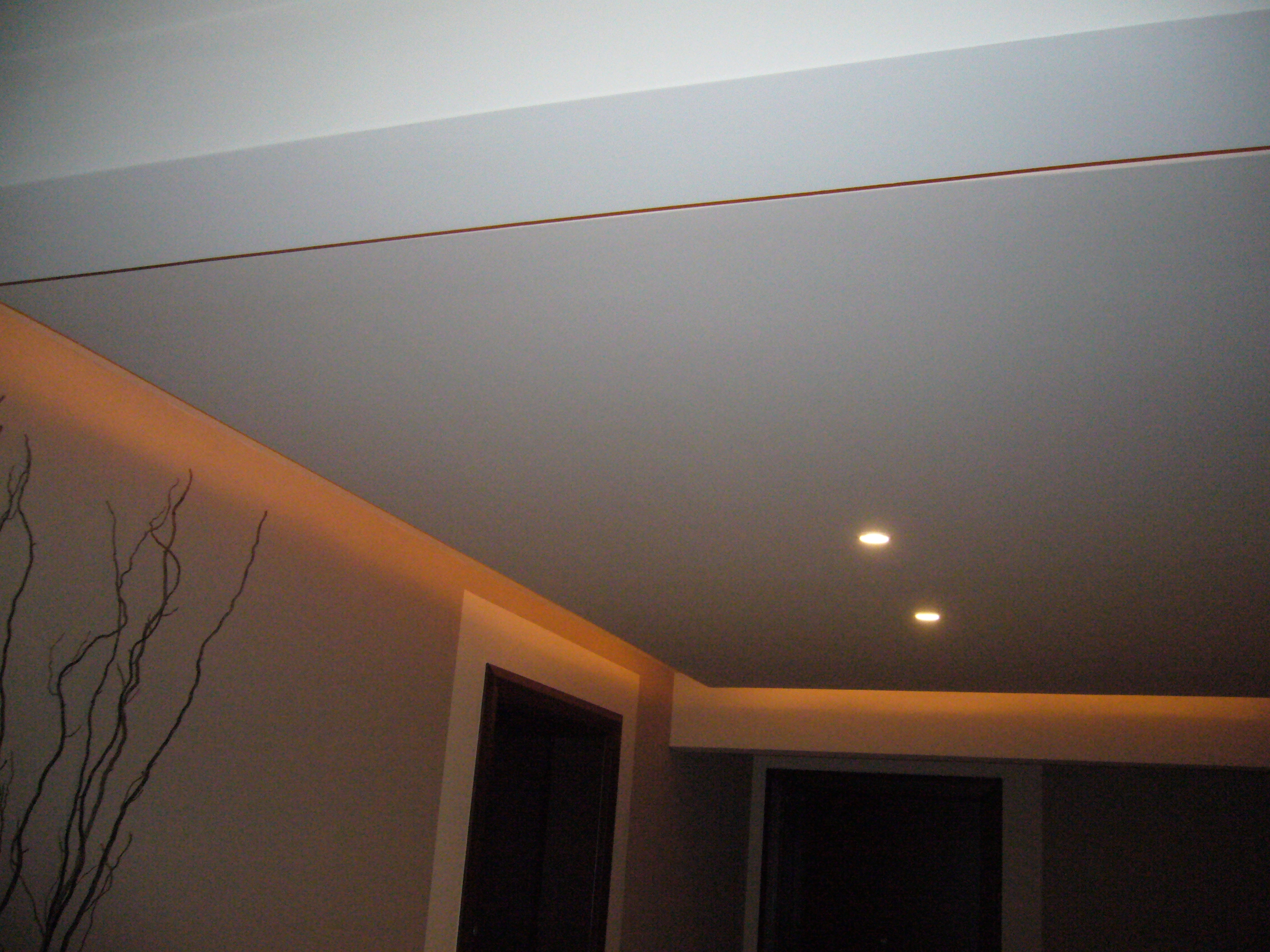 6 peupliers boulogne billancourt exemple de traitement for Faux plafond renovation